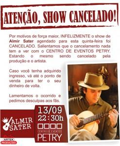Show Cancelado